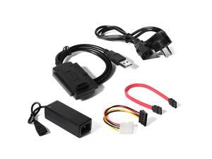 """XCSOURCE®  SATA/IDE to USB 2.0 Adapter Converter Cable for 2.5"""" 3.5"""" HDD Hard Disk Drive AC349"""