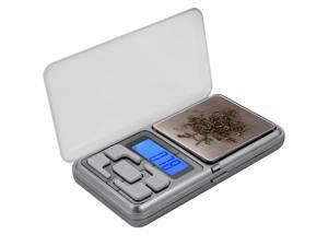 XCSOURCE®  Digital LCD Display Scale 300g-0.01g Gram OZ Weigh Mini Pocket Precision Scale for Lab Jewelry Gold Gems TE413