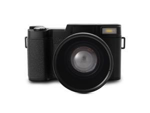 """XCSOURCE®  24MP Flip Screen Digital Camera FHD 1080P Video 3.0"""" TFT LCD Camcorder with UV Filter + Wide Angle Lens LF748"""
