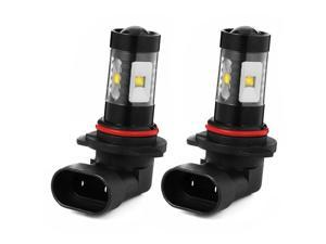 XCSOURCE®  2pcs Auto High Power 9006 30W 6 SMD Cree XBD LED DRL Driving Fog Light Bulb Car Headlight Lamp Super Bright MA525