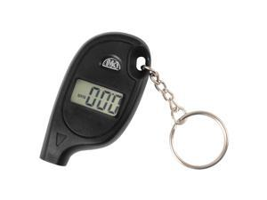 XCSOURCE®  Digital Mini Tire Tyre Gauge Wheel Air Pressure Tester LCD Display PSI kPa Bar kg/cm2 + Portable Keychain MA511