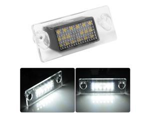 XCSOURCE®  2pcs License Plate 18 LED 3528 SMD Light for Audi A4 B5, A3 8L, S5 B5, A3/S3/Sportback, A4/S4 Avant MA538