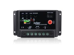 Sunix® Sunix Intelligent 30A 12V/24V PWM Solar Panel Charge Controller Battery Regulator SU701