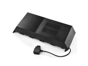 """XCSOURCE®  PlayStation 4 Data Bank 3.5"""" Hard Drive Enclosure for PS4 AC481"""