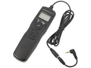 XCSOURCE® Timer Remote Control Shutter Release Cord for Canon EOS 650D 550D 600D 60D DC274