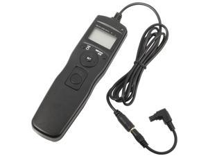 XCSOURCE® Timer Remote Control Shutter Cord for Canon EOS 1D 5D II 7D 10D 20D 30D DC275