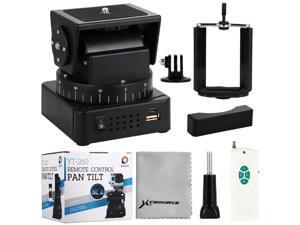 XCSOURCE® YT-260 Pan Tilt Camera Platform Mount + Adapter Screw for Camera iPhone TV014
