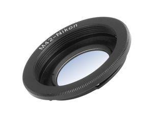 XCSOURCE® Mount Adapter For M42 42mm Lens to Nikon D3100 D3000 D5000 Infinity Focus DC305