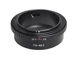 Canon FD to Sony NEX3 NEXC3 NEX5 NEX7 NEX-5N NEX-VG10 E-mount Adapter Ring DC79