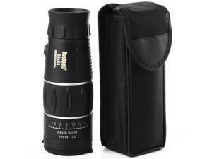 XCSOURCE® XCSOURCE Travel Need 26x52 Monocular Zoom Telescope Large Lens Outdoor Sport Hunting Traveling Black