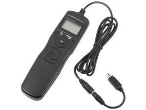 XCSOURCE® Timer Remote Control Shutter Release Cord for Nikon D7000 D5100 D5000 D90 DC278