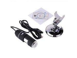 Xcsource® Xcsource  1000X 8LED 3D Zoom Digital USB Microscope PC Endoscope Camera TE103