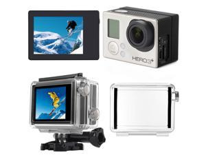 3DPRO® BacPac External Display Viewer Monitor LCD Screen For GoPro Hero 4 3+ OS329