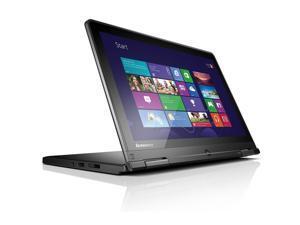 "Lenovo Yoga 20CD00BYUS 12.5"" Touchscreen 500GB HDD 8GB RAM i7-4600U Laptop/Notebook Win8"