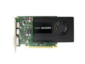 Nvidia Quadro K2200 4GB GDDR5 PCIe x16 DVI DisplayPort Graphics Video Card