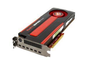 AMD FirePro W9000 6GB GDDR5 6x Mini DisplayPorts PCIe x16 Graphics Card 100-505859