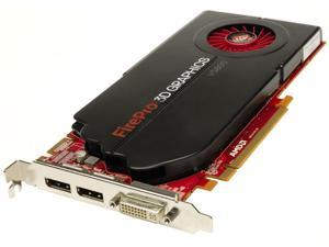 ATI FirePro V5800 1GB GDDR5 PCI-E x16 Professional Video Graphics Card