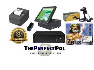 COMPLETE RETAIL POINT OF SALE BUNDLE - FEATURING QUICKBOOKS POS PRO V12 2015