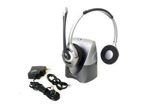 Plantronics CS361N SupraPlus Binaural Wireless Headset 70520-06
