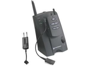 New Plantronics CA10CD Push-To-Talk 900MHz Wireless Headset Amplifier