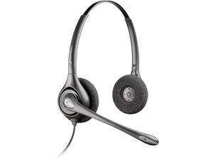 Plantronics SupraPlus H261N Binaural Noise Canceling Headset 64339-01