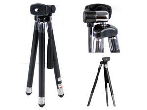"NEW Home Compact Sturdy Camera Tripod Up to 41"" Universal Mount - 1601186"