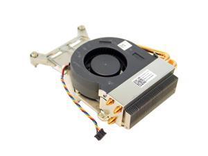 USED: Genuine OEM Dell Optiplex 990 USFF CPU Heatsink FAN K6YMY - FGW90