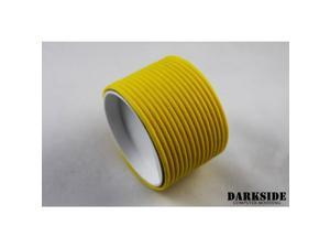 "Darkside 4mm (5/32"") High Density Cable Sleeving - Yellow II (DS-0428)"