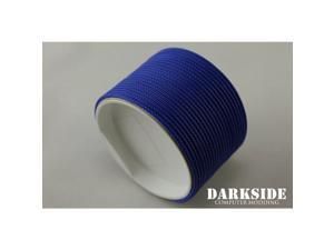 "Darkside 2mm (5/64"") High Density Cable Sleeving - Dark Blue UV (DS-HD2-BLU)"