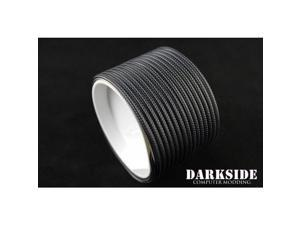 """Darkside 4mm (5/32"""") High Density Cable Sleeving - Graphite (DS-HD4-GMC)"""