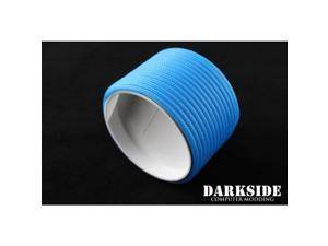 "Darkside 4mm (5/32"") High Density Cable Sleeving - Aquamarine Blue (DS-0066)"