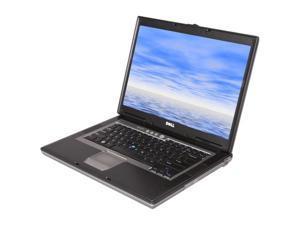 "DELL Laptop Latitude D830 Intel Core 2 Duo T7250 (2.00 GHz) 2 GB Memory 80 GB HDD 15.4"" Windows XP Professional"