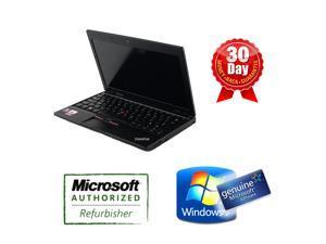 "Lenovo X100e laptop netbook AMD Athlon Neo mv40 1.6GHz, 3G ram, 120G, no optical drive, WIFI, Built in webcam, 11.6"", Windows 7 Home, AC adapter and battery"
