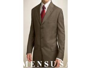 Light weight Expensive full canvas quality Series Dark Olive Green Business Suit Made with premier quality italian fabric Super