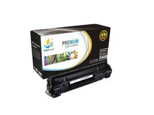 Catch Supplies Replacement CE285A Black Toner Cartridge For The HP 85A Series |1,600 Yield| Compatible With HP Laserjet Pro P1100, P1102, P1102W, P1102W, Pro M1132, M1210, M1130, M1212NF, M1217NFW