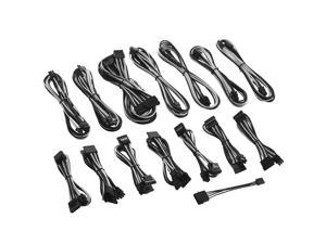 CableMod C-Series ModFlex Full Cable Kit for Corsair  RMi & RMx - Black / White