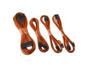 CableMod SE-Series ModFlex Basic Cable Kit for Seasonic  KM3 & XP2 - Orange