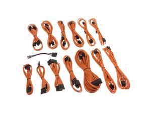 CableMod SE-Series ModFlex Full Cable Kit for Seasonic  KM3 & XP2 - Orange