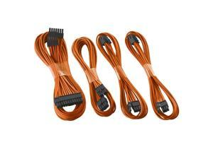 CableMod C-Series ModFlex Basic Cable Kit for Corsair  AXi, HXi & RM - Orange