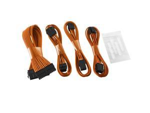 CableMod® ModFlex™ Basic Cable Extension Kit - 8+6 Pin Series - ORANGE