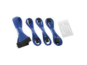 CableMod® ModFlex™ Basic Cable Extension Kit - 6+6 Pin Series - BLUE
