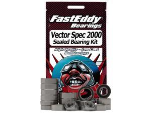Serpent Vector Spec 2000 Sealed Bearing Kit