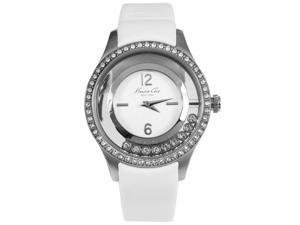 Kenneth Cole Transparency White Strap Watch KC2881