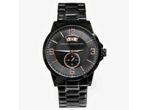 FC1209BM French Connection Analog Quartz Mens Dress Watch