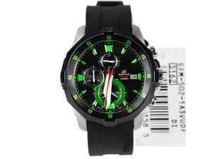 Casio Edifice Chronograph Mens Watch EFM-502-1A3