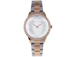 French Connection Quartz Ladies Dress Watch FC1215SRGM