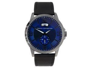 FC1209BU French Connection Analog Quartz Mens Dress Watch