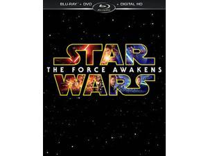 Star Wars: Episode VII: The Force Awakens [Blu-Ray]