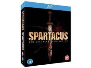 SPARTACUS: BLOOD & SAND SERIES ONE/GODS OF THE ARE
