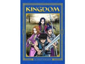 KINGDOM:COMPLETE SECOND SEASON